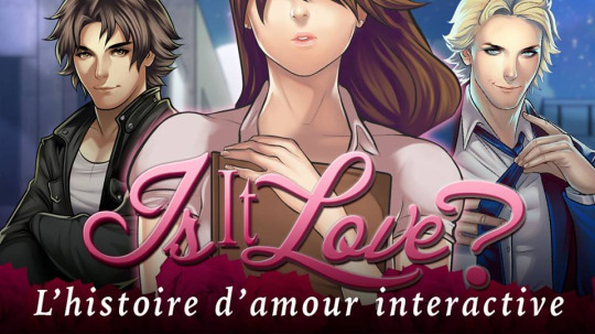 Is it love ? Gabriel (jeu d'amour)